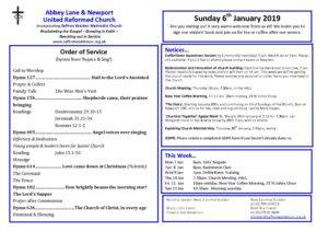 Sunday Club @ Abbey Lane Church Hall | England | United Kingdom